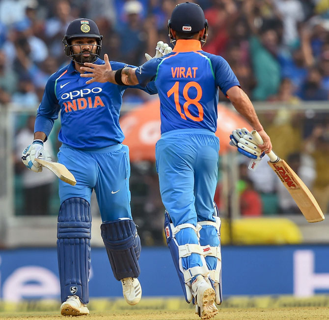 ODI Player ranking: Kohli, Bumrah maintain reign