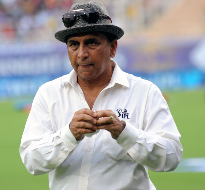 Sunil Gavaskar has donated Rs 59 lakhs to the PM-CARES fund