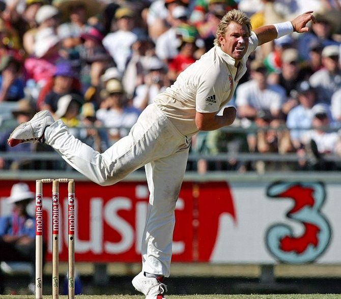 Shane Warne, who retired in 2007 with 1,001 international wickets, said compared to the bat, the ball used in cricket has not really evolved over the years.