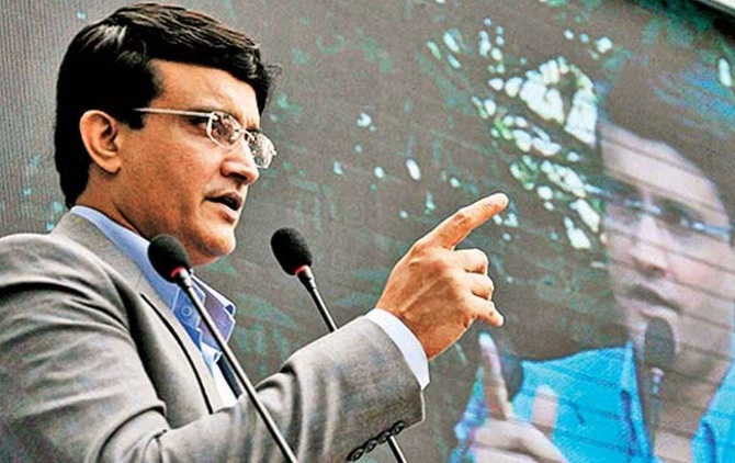 Ganguly, ready to once again lead India from the front