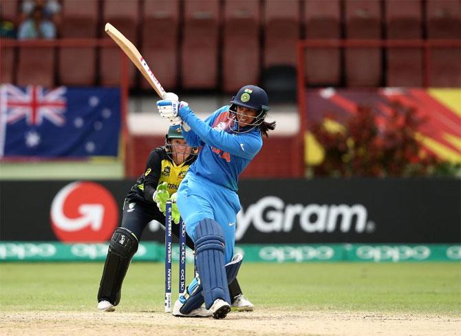 India's Smriti Mandhana is the opening batter in the Women's World XI