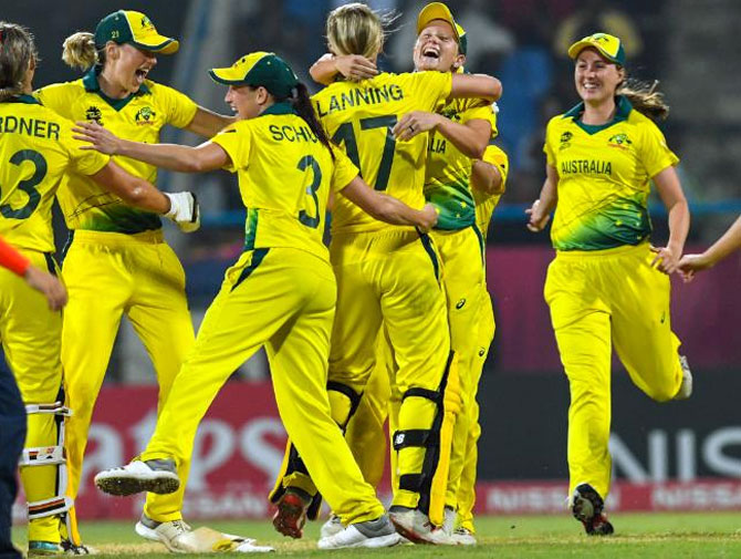Sports Shorts: Aus sports now have gender equality in salaries
