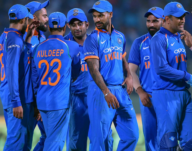 ODI Rankings: Here's how India can close in on England