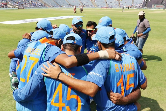 Orange jerseys for India players at World Cup?