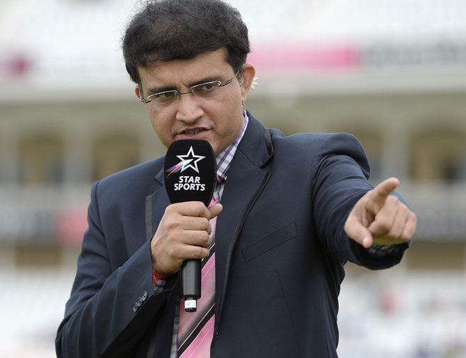 This could be Ganguly's first major task as BCCI chief