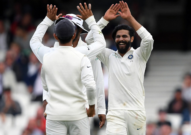 'Jadeja is exceptional, we are happy he played just last Test'