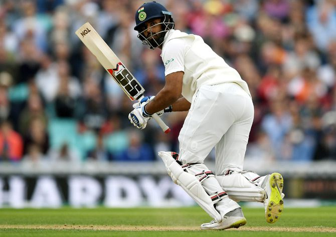 Hanuma Vihari has made an impressive start to his international career scorin 456 runs in six Tests, including a hundred and three fifties.