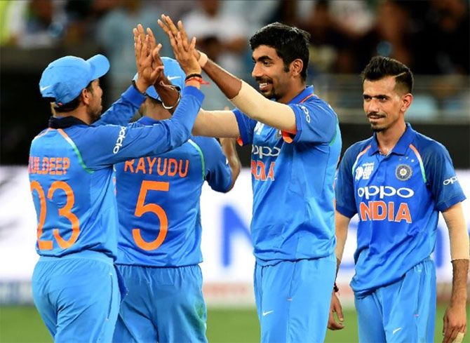 Jasprit Bumrah's execution of the yorker at the death helped restrict Pakistan's total to 237