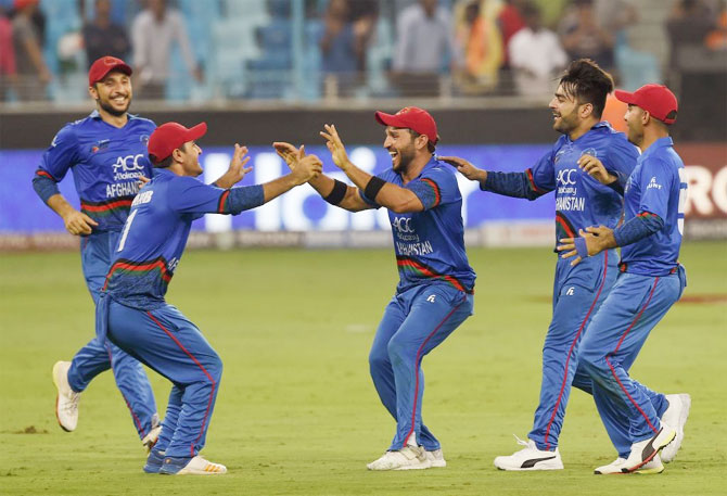 Afghanistan's unheralded bunch made the biggest impact in their nascent international careers by pulling off a thrilling tie in one of the most memorable encounters in the history of the Asia Cup.