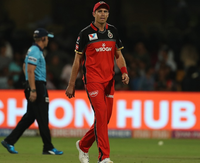 How Russell snatched victory from RCB - Rediff Cricket