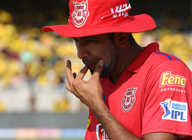 After rethink, Kings XI decide to retain Ashwin