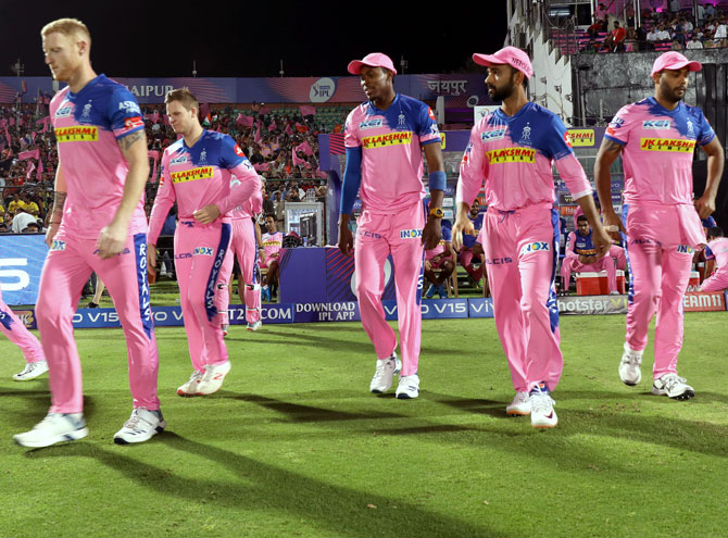Rajasthan Royals tie up with BCCI for unique cause