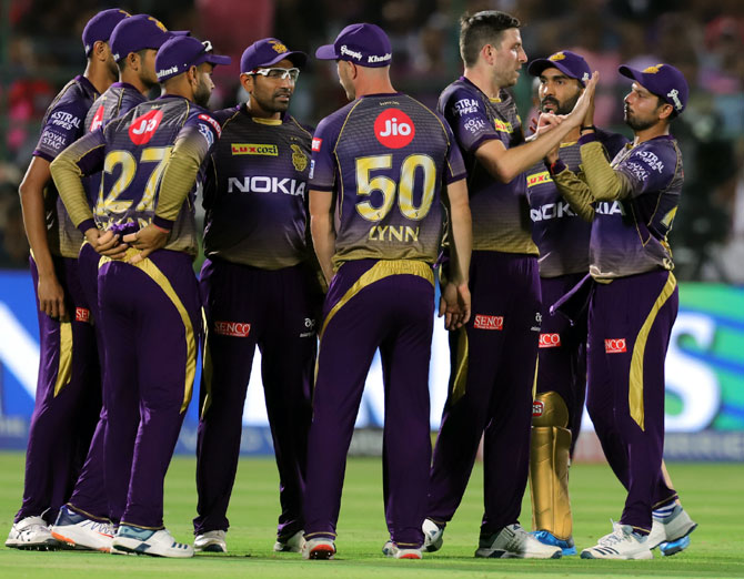 KKR's bowling has not been up to the mark, and captain Dinesh Karthik will be hoping they come good on Friday