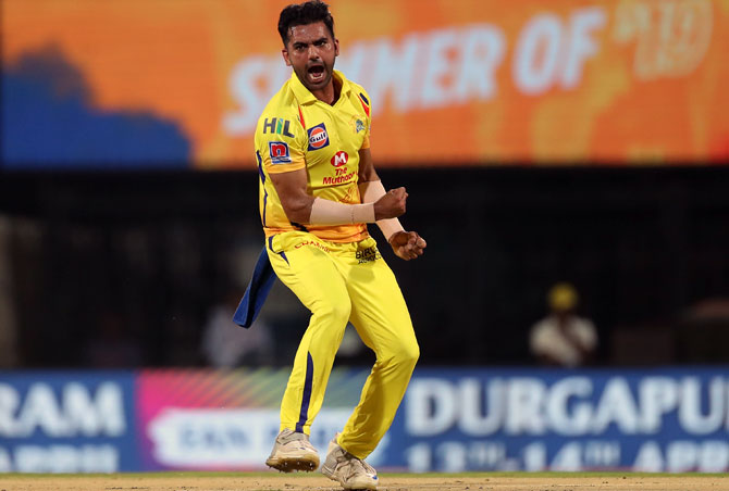 How IPL postponement could heal Deepak Chahar