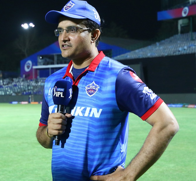 One day I want to become India coach: Ganguly