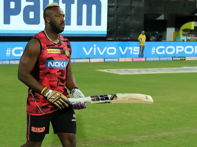 Would love to be with KKR till the end: Andre Russell