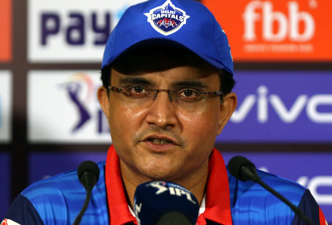 Conflict issue: Here's what Ganguly & Co told BCCI