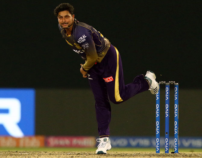 You will see a different Kuldeep in World Cup: Bhajji
