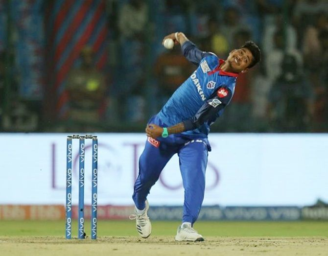 Nepal's Sandeep Lamicchane, who has plied his trade for Delhi Capitals in the past, went unsold at the IPL 2021 auction