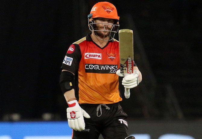 David Warner emerged  the leading run-scorer in IPL-12