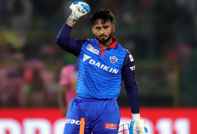 Pant recalls life-changing IPL season