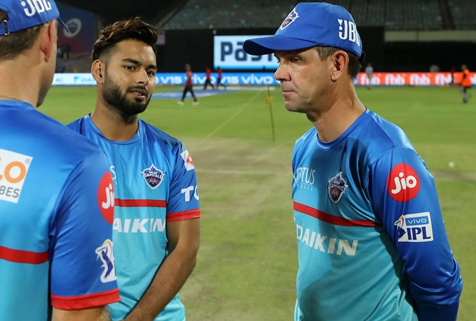 'Pant will be back in Indian playing XI soon'
