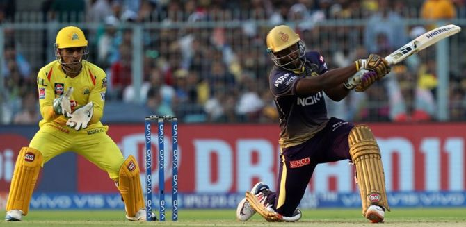 Will Andre Russell stay MVP in IPL 2019?