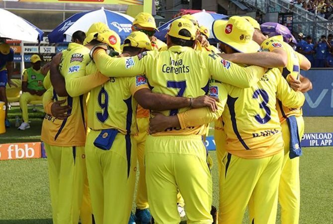 CSK team doctor suspended for anti-Govt tweet - Rediff Cricket