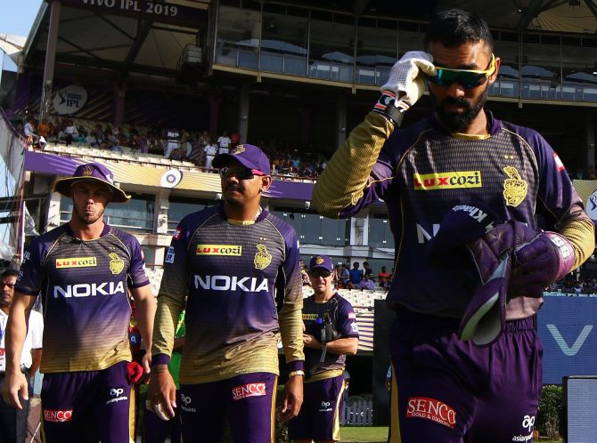 Reasons for KKR's ouster from IPL