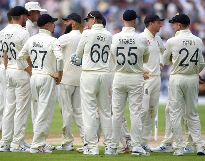 England cricketers return negative for COVID-19: ECB