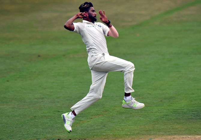 Aus tour: Siraj, Shardul vie for fifth pacer slot