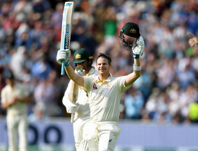 Tendulkar hails Smith's sensational comeback