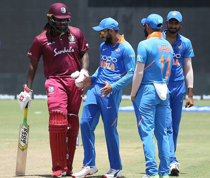 Why Captain Kohli enjoys 'dancing' on the field