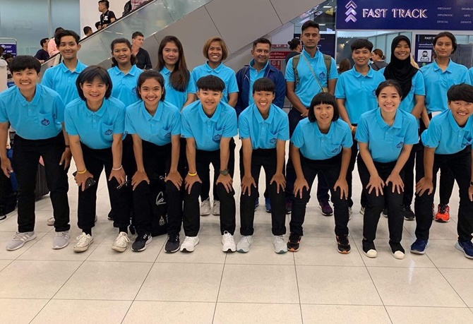 Thailand cricket team