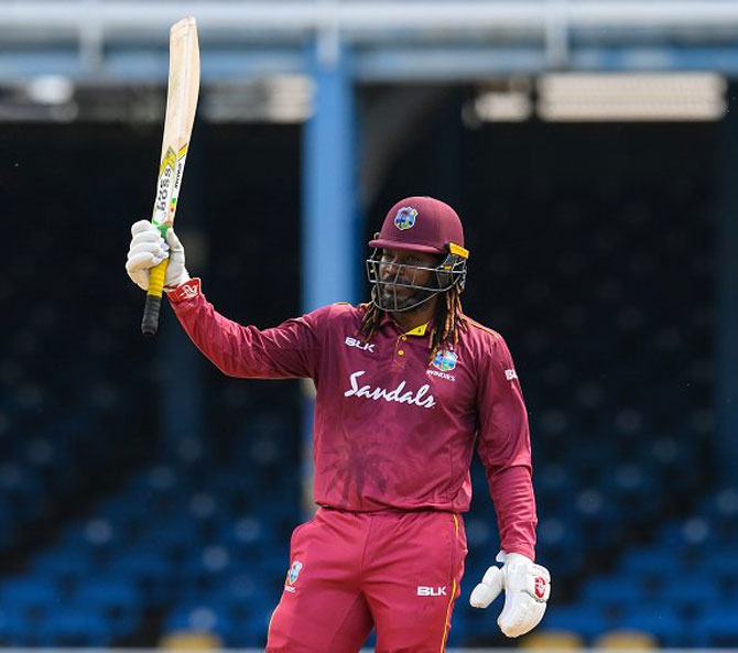 Gayle, who also had played in 103 Tests, had earlier announced that the ICC World Cup in the United Kingdom would be his last international assignment, before revealing a change of plans towards the end of the marquee tournament