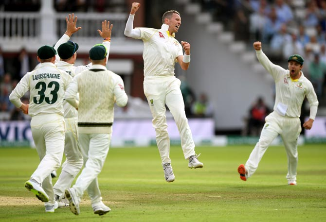 PHOTOS: Lord's Test in the balance after gripping day
