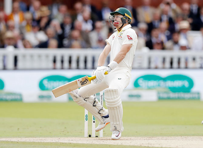 PICS: Sub Labuschagne stands tall, Lord's Test drawn