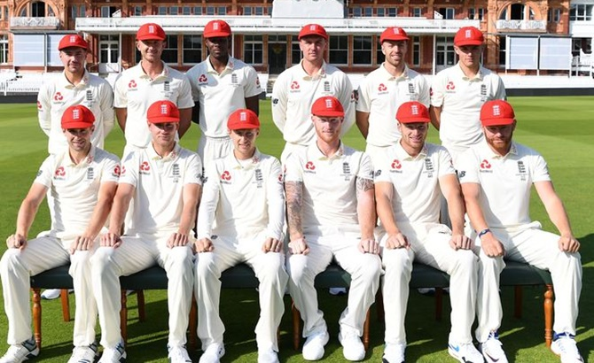 England named unchanged squad for third Ashes Test