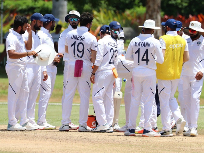World Test C'Ship: India gear up for red ball challenge
