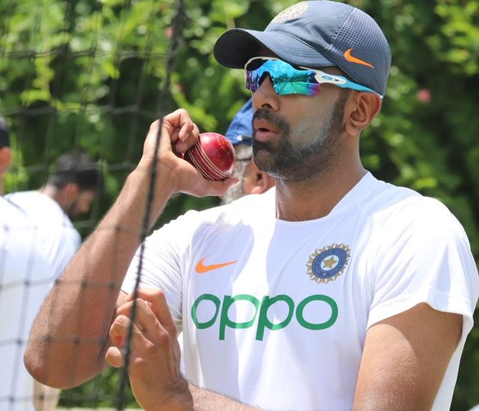 Ravichandran Ashwin became the 4th Indian bowler to take 400 Test wickets, getting to the landmark in 78 Tests