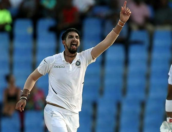 PHOTOS: Five-star Ishant puts India in control