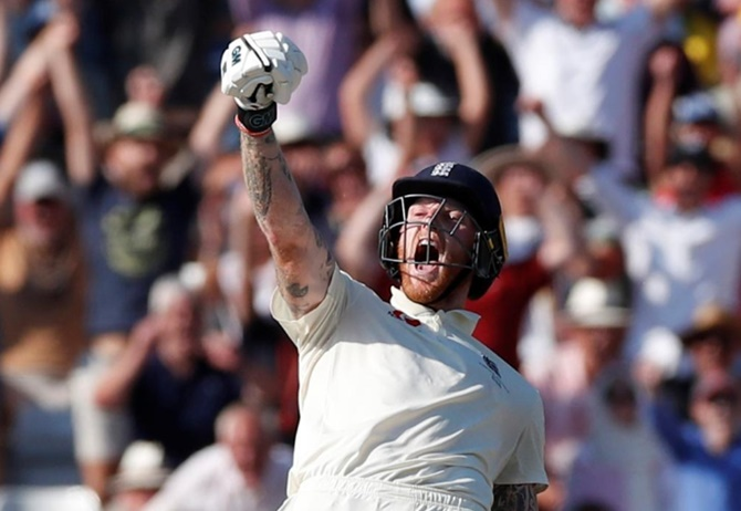 Ben Stokes is BBC Sports Personality of the Year 2019