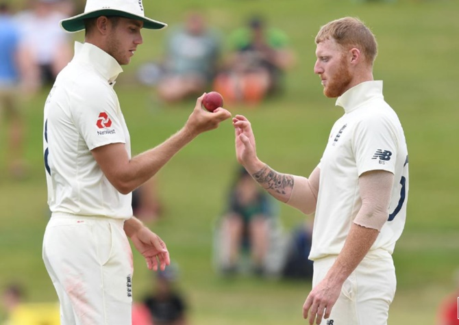 Wood-Archer combine could keep Broad out of first Test