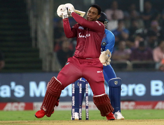 1st T20I PHOTOS: India vs West Indies