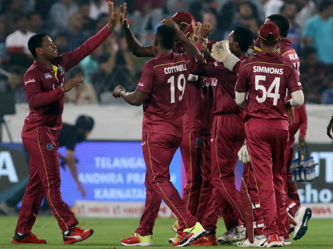 Windies on a mission in India: Pollard