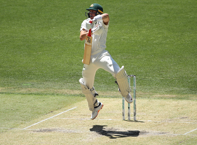 PIX: Starc dominates for Australia as New Zealand crumble