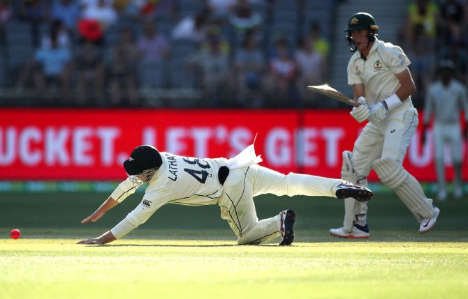 PHOTOS: Australia vs NZ, D/N Test, Perth