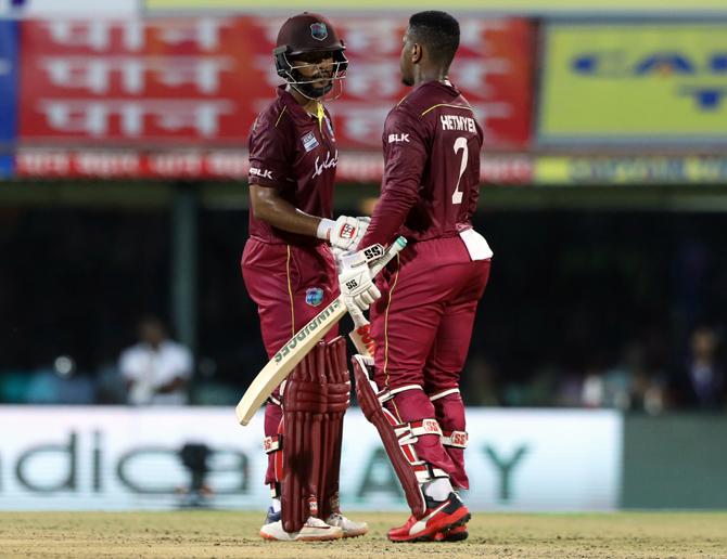 1st ODI: Windies batters keep things simple in chase