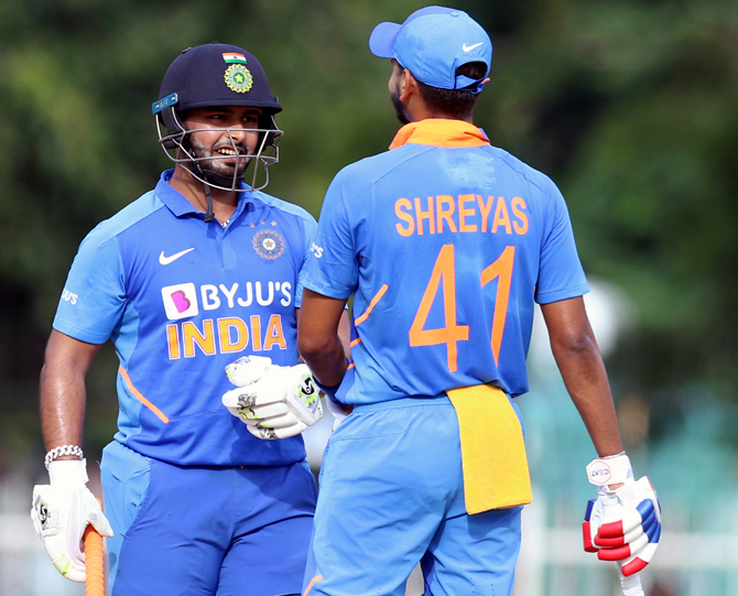 PHOTOS: India vs West Indies, 1st ODI