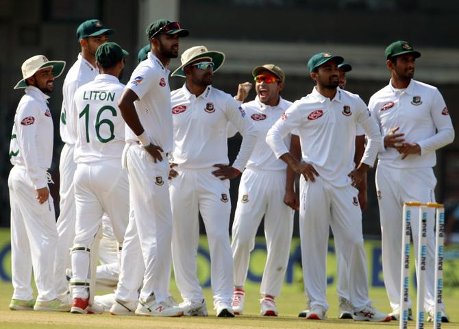 Bangladesh cricket team (Image used for representative purposes)